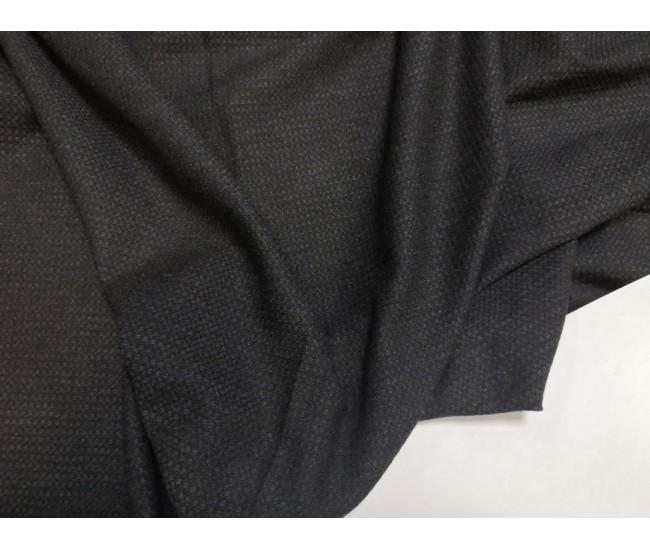 Костюмно-плательная жаккардовая ткань, отрез 5.75м