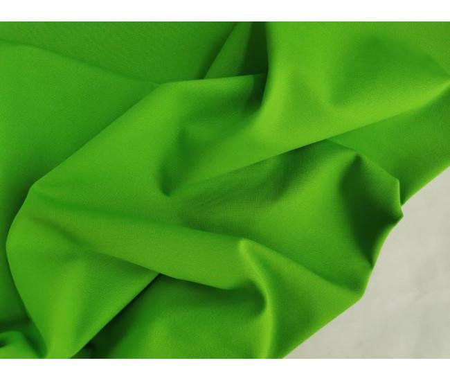 Костюмно-плательный  трикотаж пунтомилано Max Mara. Цвет лайм.