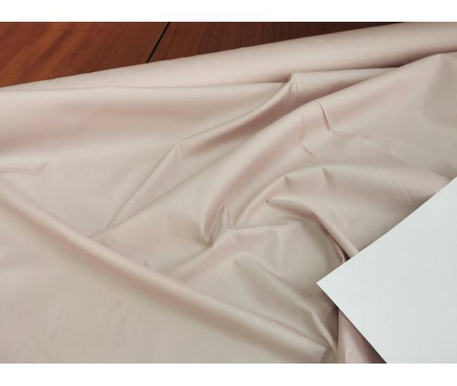 Плательно-рубашечный хлопок  Цвет розовый кварц