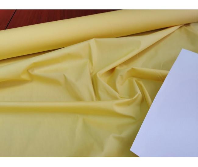 Плательно-рубашечный хлопок  Цвет желтый