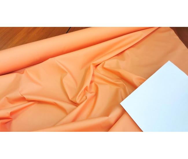 Плательно-рубашечный хлопок  Цвет абрикосовый