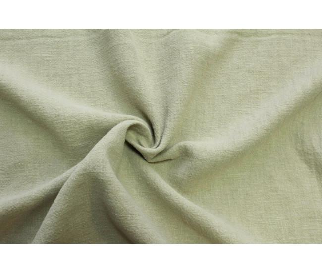 Костюмно-плательная вареная крапива ,цвет бежевый