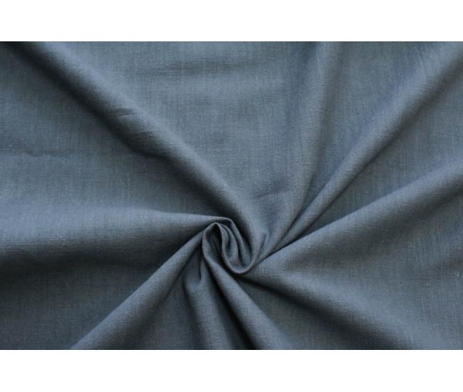 Костюмно-плательная вареная крапива ,цвет серый
