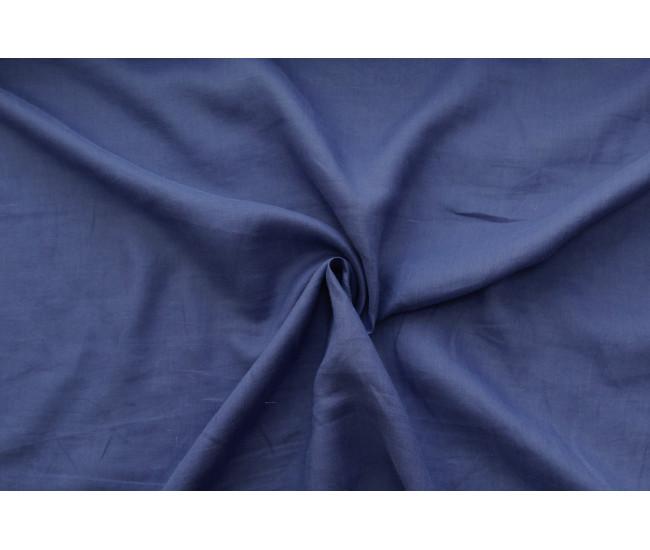 Плательная-рубашечная крапива. Цвет  синий