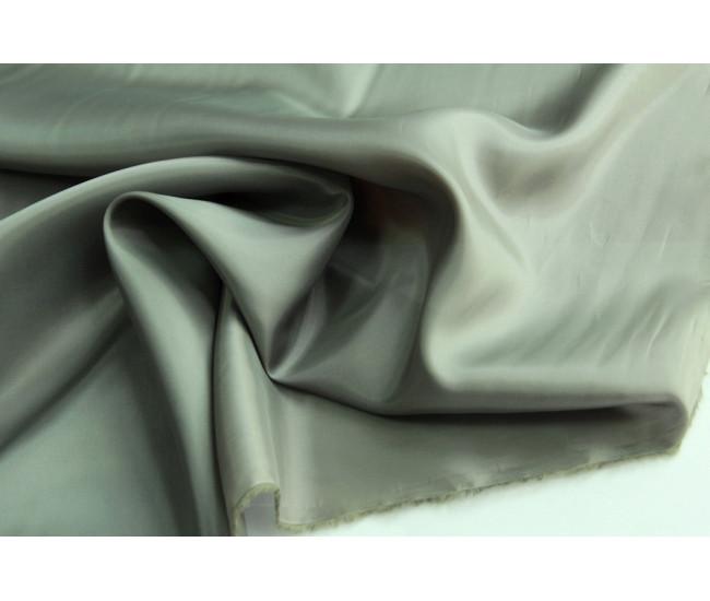 Подкладочная вискоза   цвет оливково-серый
