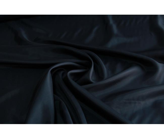 Подкладочная ткань.   Цвет сине-черный.
