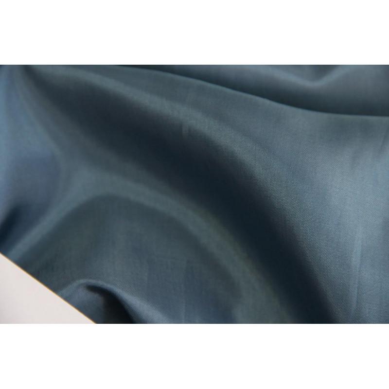 Подкладочная  ткань,  цвет серо-голубой
