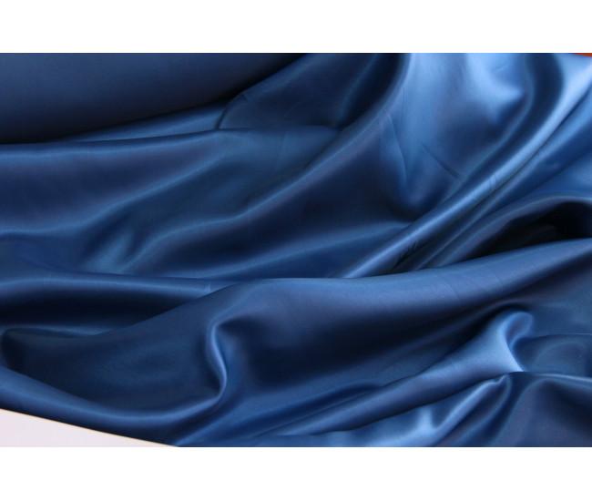Подкладочная  вискоза ,  цвет синий