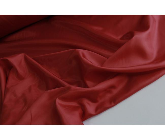 Подкладочная  ткань.   Цвет малиновый.