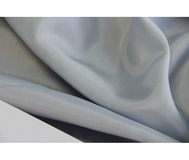 Подкладочная  ткань,  цвет светлый серо-голубой
