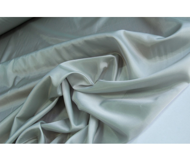 Подкладочная ткань.   Цвет жемчужно-серый.