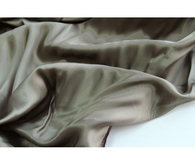 Жаккардовая подкладочная ткань,  цвет серый