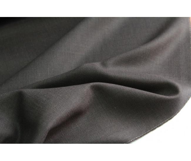 Костюмно-плательная шерсть,  фактура мелкая рогожка