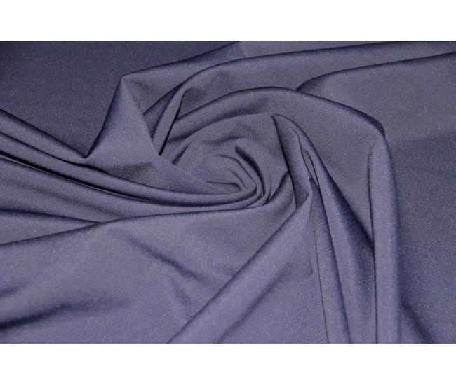 Костюмно-плательный вискозный трикотаж пунтомилано Max Mara.Цвет морской синий.