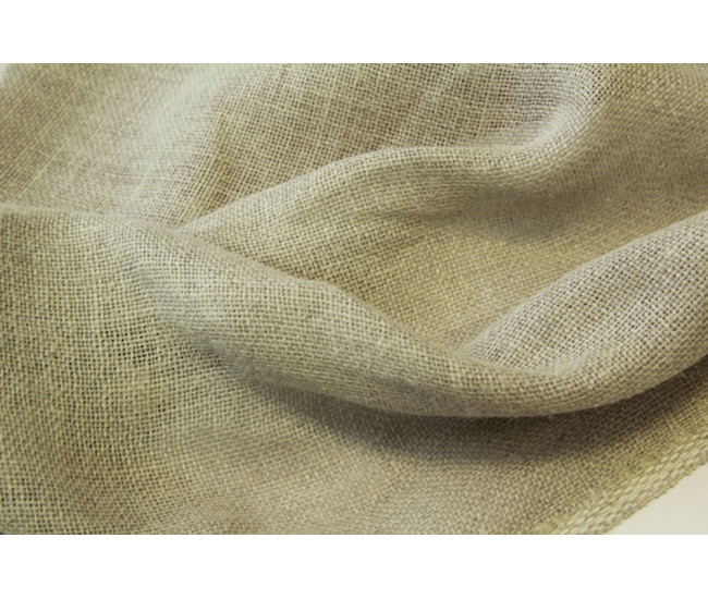 Ткань конопля,цвет натуральный