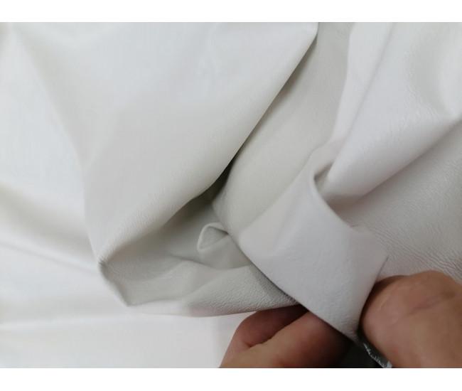 Экокожа белого цвета