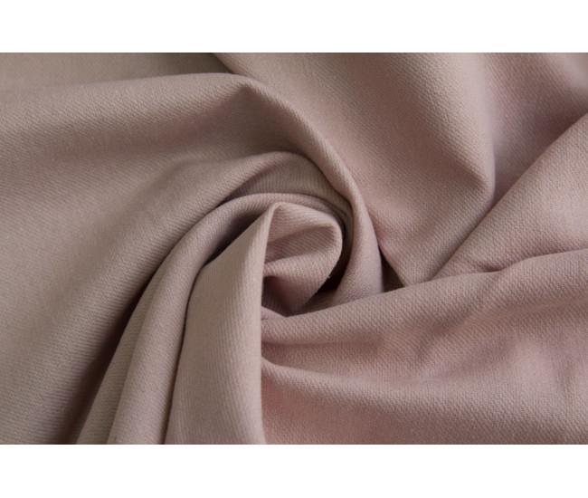 Костюмно-плательная крапива.   Цвет розовая пудра.