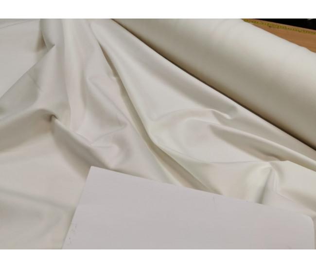 Трикотаж пунтомилано Max Mara, цвет молочный