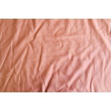 Плательно-рубашечный хлопок,  цвет приглушенный тыквенный.