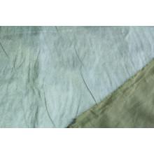 Экокожа цвет серебро на тканой основе