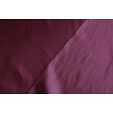 Подкладочная  саржевая ткань.   Цвет брусника.