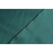 Подкладочная  ткань.   Цвет изумрудно-зеленый.