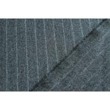 Костюмно-плательная   теплая шерсть Lora Piana,   цвет темно-серый меланж
