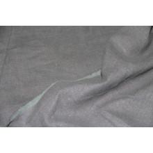 Костюмно-плательная  крапива с начесом (ramie 100%)  ,  цвет серый